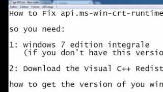 api-ms-win-crt-runtime-i1-1-0.dll teamspeak