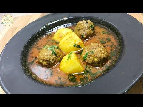 Aloo Kofta Recipe - Easy Recipe | Cook With Fariha (2018)