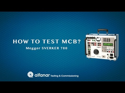 HOW TO TEST MCB?