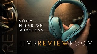 Sony H ear On Wireless MDR-100ABN - REVIEW