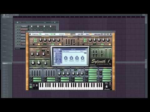 Electro House Bass Tutorial via Sylenth1