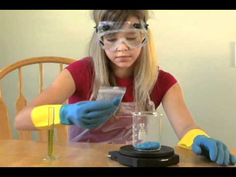 Making Chemistry Fun with Real Lab Equipment