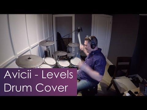 Avicii - Levels (drum cover)