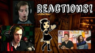 dagames bendy and the ink machine chapter 3