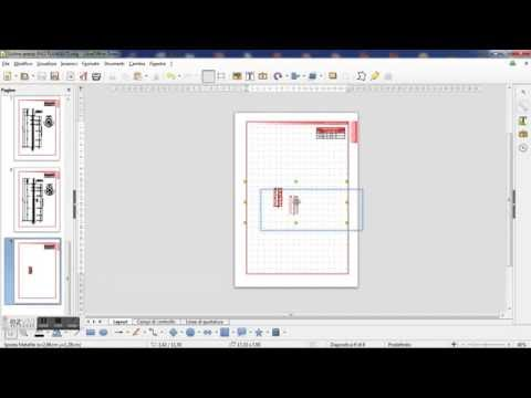 From Dwg autocad to powerpoint, libreoffice, openoffice