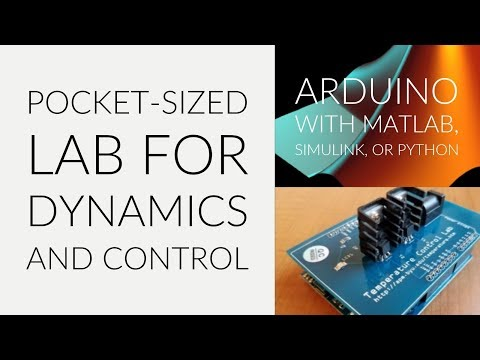 Pocket-Sized Lab for Dynamics and Control