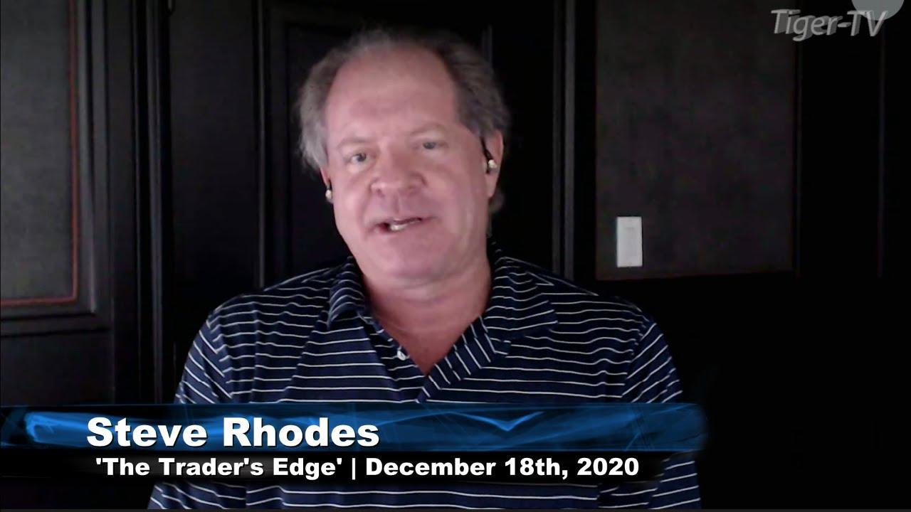 December 18th, The Trader's Edge with Steve Rhodes on TFNN - 2020