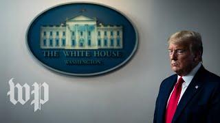 Trump warns of 'very bad' weeks ahead during grim coronavirus briefing