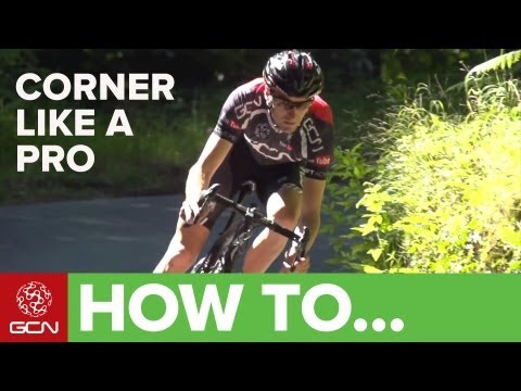 How To Corner Like A Pro - Road Cycling