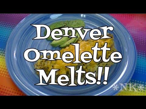 Denver Omelette Melts!  Noreen's Kitchen