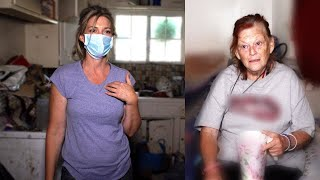 Actress Daughter Confronts Hoarder Mother on Eve of Eviction