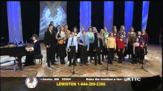 homespun harmony  this blessed old book  eagles cancer telethon 2014