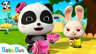 Vamos al Pícnic | Canciones Infantiles | Buenos Modales Para Niños | BabyBus Español