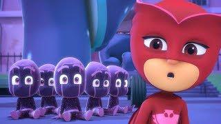 PJ Masks Full Episodes | Owleteenies or Ninjalinos? 💜30 Minutes | HD | PJ Masks Official