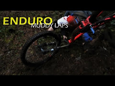 Boue, Crevaisons et Gros Crash / Session Enduro entre Potes | DROP