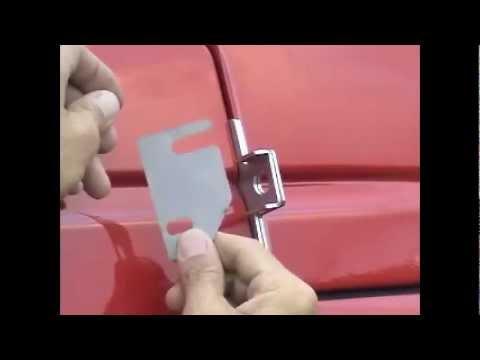 How to Install Slick Locks - Transit Side Doors