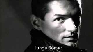 "Falco ""Junge Römer"" -young romans - Lyrics on Screen"