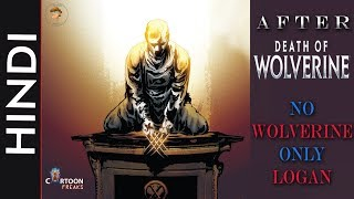Download AFTER ″DEATH OF WOLVERINE″-!! No WOLVERINE Only LOGAN !! / Marvel Comics in Hindi Video