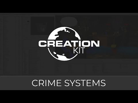 Creation Kit Tutorial (Crime Systems)