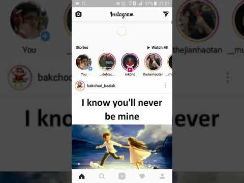 How to add multiple images in Instagram story