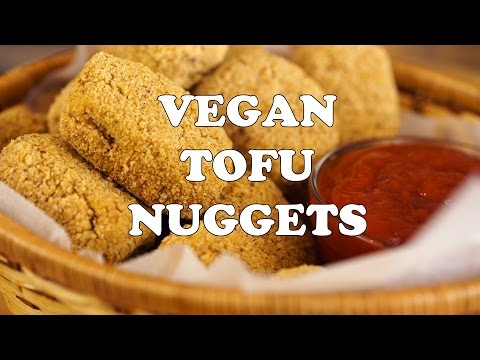 Vegan Tofu Nuggets!