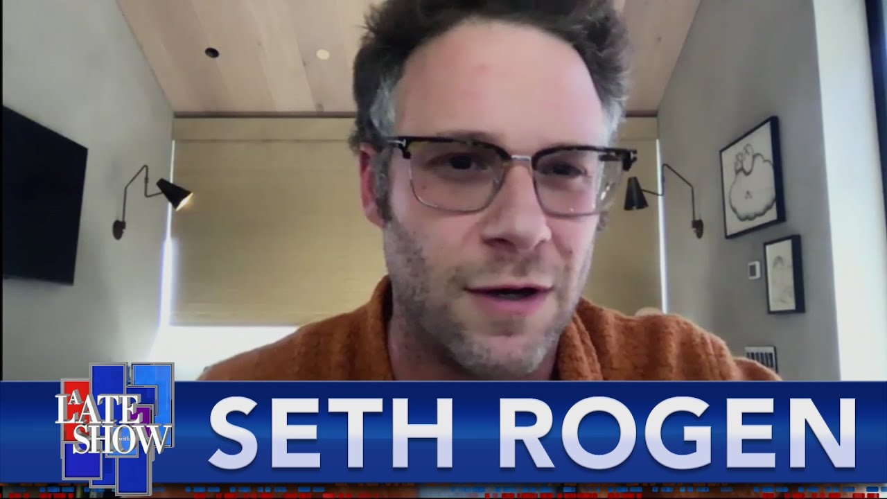 "Seth Rogen's ""Not-A-Feud"" Twitter Spat With Sen. Ted Cruz"