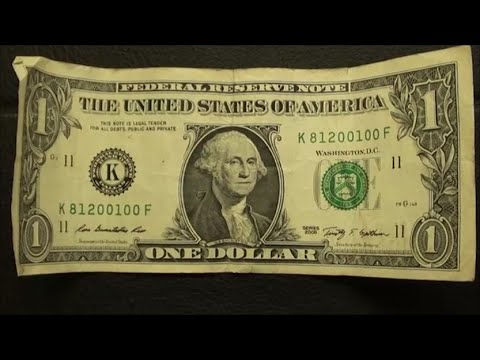 ULTIMATE BIRTH NOTE searching for fancy serial numbers on U.S. CURRENCY