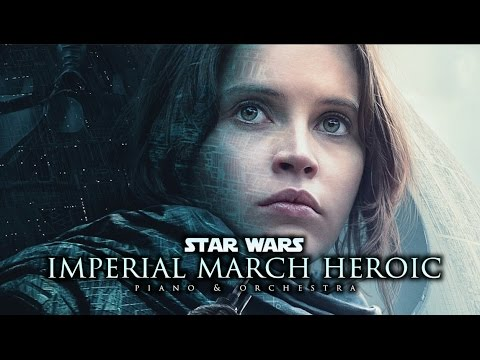 Star Wars - Imperial March | Heroic Version | Piano & Orchestra