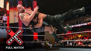 FULL MATCH - Roman Reigns vs. Big Show – Last Man Standing Match: WWE Extreme Rules 2015