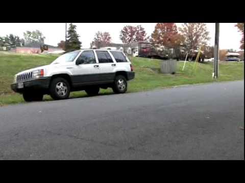 Winterize a Car - Surviving a Roadside Breakdown