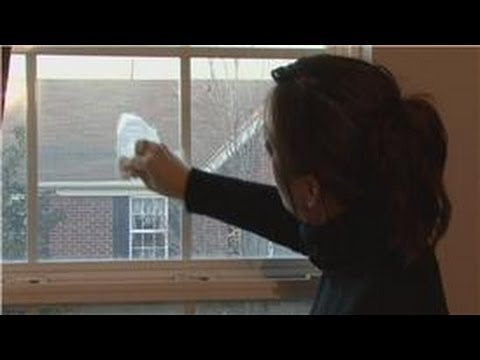 House Cleaning & Stain Removal : Removing Scratches From Glass