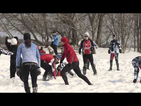 Oxygen Project - Scene 00 – Ultimate Snowshoe Funk Extended Addition.