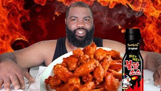 Download 2X NUCLEAR HOT WING CHALLENGE| Video