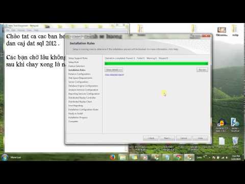 hướng dẫn cài đặt sql server 2008 -2012  video how to install sql server 2008 - 2012 youtube?