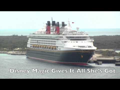 Disney Dream vs. Magic - Ship Horn Showdown (Plus All of Dream's Horn Songs)