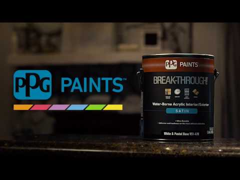 Paint Great for Painting Doors, BREAK-THROUGH!™