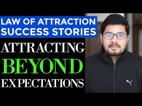 MANIFESTATION #80: Law of Attraction Success Story - How to Start Attracting Money | The Secret