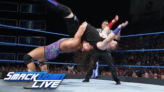 Chad Gable answers Kevin Owens