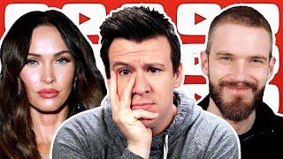 What Pewdiepie's HUGE Youtube Deal & MSM Coverage Exposes, Lockdown Mask Requirement Gets Violent, &