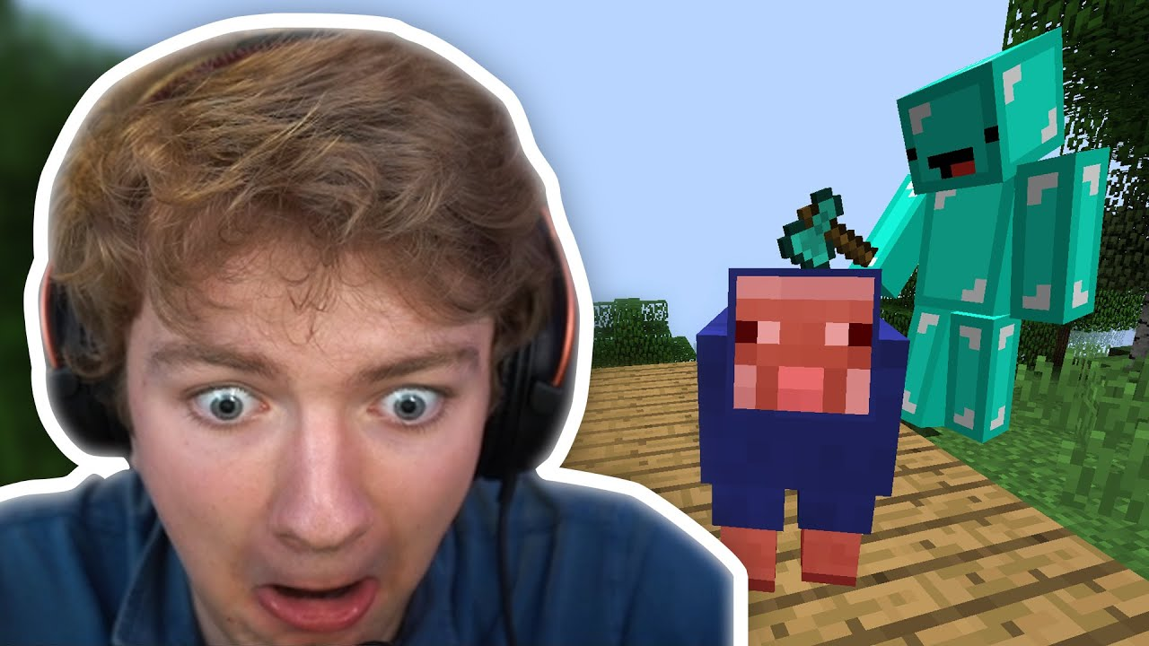 Tommy Was GIVING Wilbur Soot TOUR But Then Skeppy KILLED FRIEND! DREAM SMP