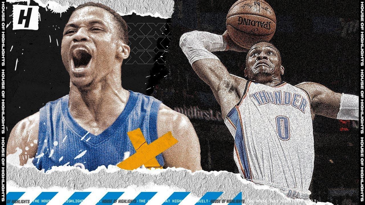 Russell Westbrook GREATEST SEASON EVER! BEST MVP Plays from 2016-17 NBA Season!