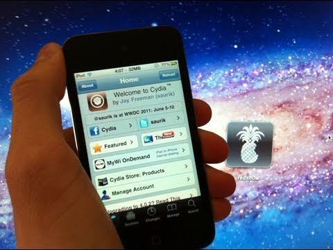 NEW Jailbreak iOS 5.1.1, 5.0.1 iPhone 4S, 4, 3GS, iPod Touch 4, 3 & iPad 2, 1
