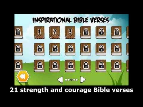Bible Verse Memorization App