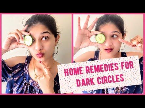 Home remedies to remove eye dark circles in Hindi / English subtitles | DIY Dark circles tips | AVNI