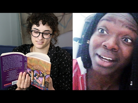Adults Read Harry Potter For The First Time