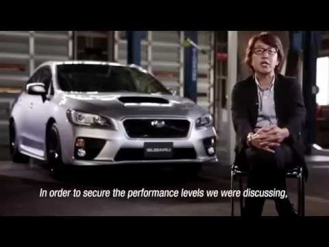 Making of the 2015 WRX and WRX STI