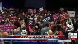 Full Speech: Donald Trump Rally in Reno, NV 11/5/16