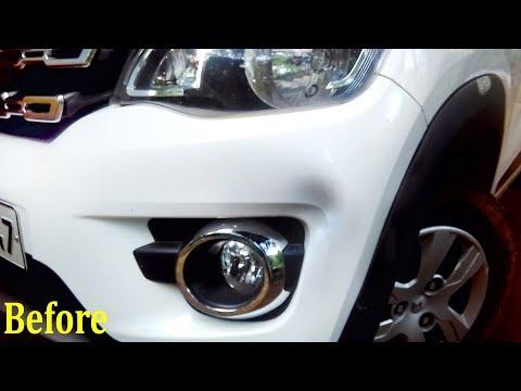 Kwid Dent Repair Using Hot Water - DIY - Renault Kwid - RicTheCarLover