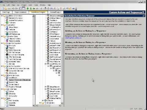 MSI - Create A Managed Code Custom Action Part 1 - InstallShield 2013