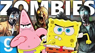 L4D2: Attack of the Krabby Patty Zombies! (Left 4 Dead 2